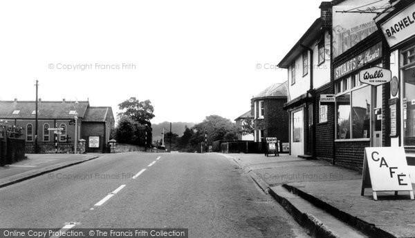 Borough Green, The Village c.1955