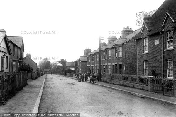 Borough Green, Western Road 1903