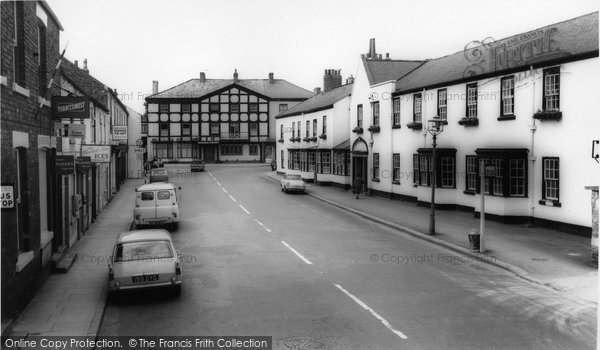 Boroughbridge, Fishergate c.1965