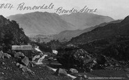 Borrowdale, Bowder Stone c.1870