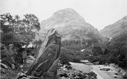 Borrowdale, Castle Crag c.1861