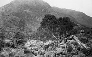 Borrowdale, Near Stonethwaite c.1861