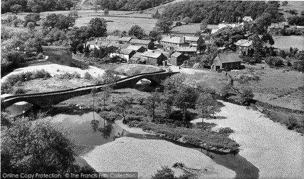 Borrowdale, Village c.1960