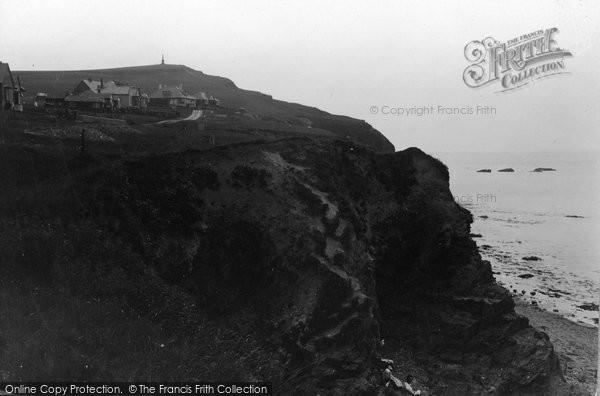 Borth, Borth Head c.1933