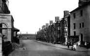 Borth, Cambrian Terrace 1899