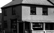 Borth, Canteen Stores And Grocery, Glanywern 1938