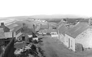 Borth, From Upper Borth  1895