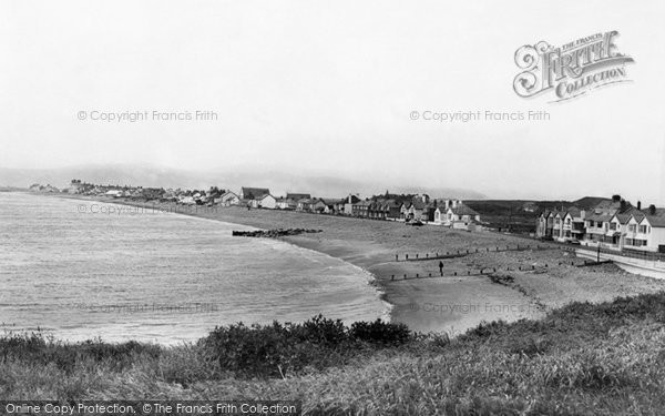 Borth, General View c.1965