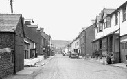 Borth, High Street 1949
