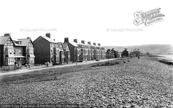 Borth, North End 1921