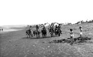 Borth, The Donkeys c.1955