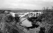 Borth, The Footbridge 1936