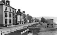 Borth, The Parade 1906