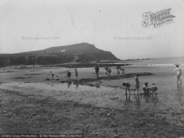 Borth, The Sands 1930