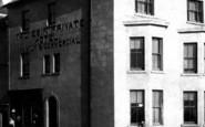 Borth, The Taliesin Hotel 1895