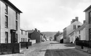 Borth, The Village 1895