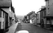 Borth, The Village c.1965