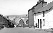 Borth, Upper Borth c.1955