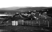 Borth, View From Cliff Walk 1936