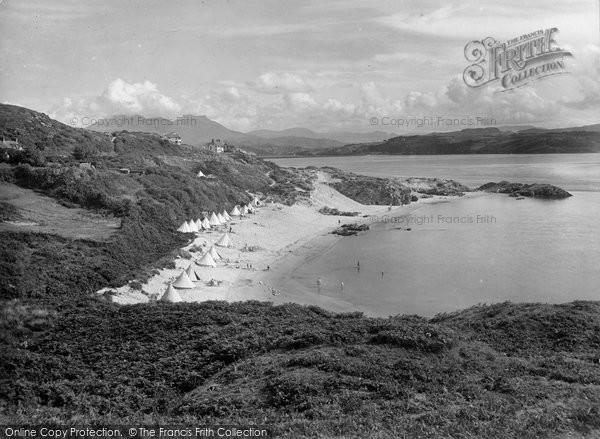 Borth Y Gest, Carreg Cnwc Cove 1930