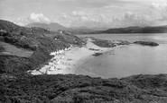 Borth-Y-Gest, Carreg Cnwc Cove 1930