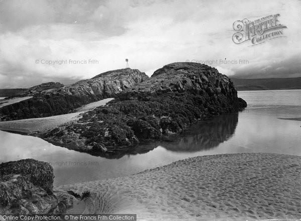 Borth Y Gest, Carreg Goch Sands 1931