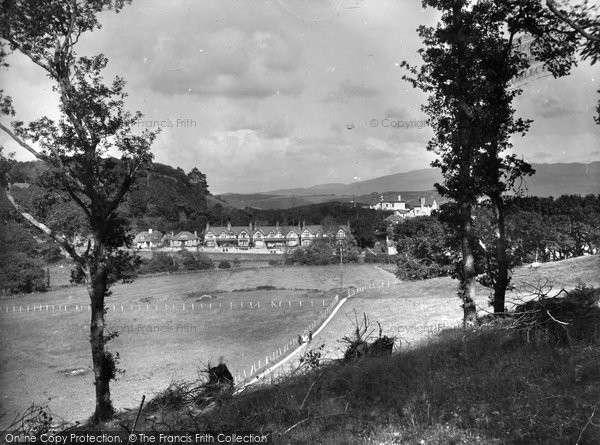 Borth Y Gest, From The Woods 1939
