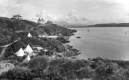 Borth-Y-Gest, Garreg Goch Cove 1930