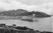 Borth-Y-Gest, Harbour 1921