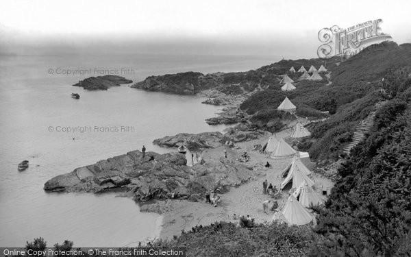 Borth Y Gest, The Beach 1940