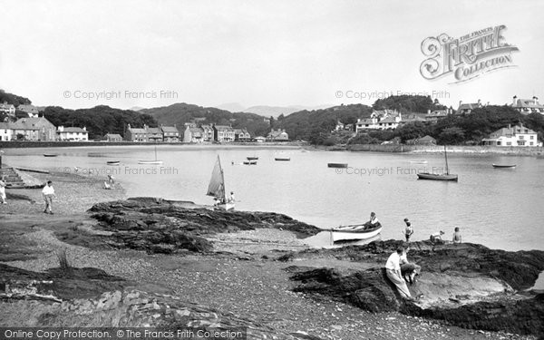 Borth Y Gest, The Harbour c.1960