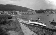 Borth-Y-Gest, The Slip Way 1933