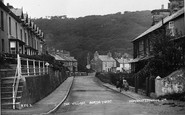 Borth-Y-Gest, The Village c.1930