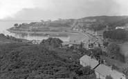 Borth-Y-Gest, Town 1933