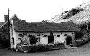 Boscastle, Pixie Shop c.1960