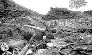 Boscastle, The Harbour 1893