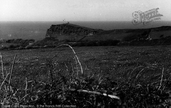 Boscastle, The Look Out c.1955