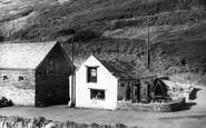 Boscastle, The Pixie Shop  c.1960