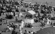 Boscombe, Beach 1931
