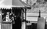 Boscombe, Beach Kiosk 1913