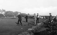 Boscombe, Bowling 1913