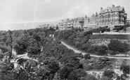 Boscombe, Chine 1908