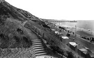 Boscombe, From Toft Steps 1922