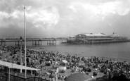 Boscombe, Pier 1931