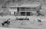 Boscombe, Refreshment Kiosk 1900