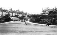Boscombe, Sea Road 1913