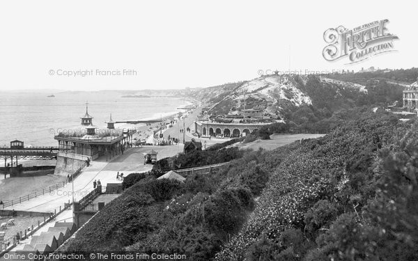 Boscombe, Seafront 1918