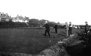 Boscombe, The Bowling Green 1913