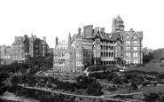 Boscombe, The Chine Hotel 1892