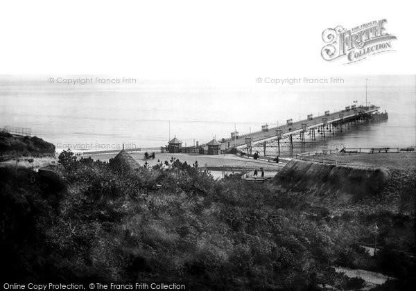 Boscombe, The Pier 1892